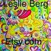 """Angela 5""""x7"""" PRINT by Leslie Berg"""
