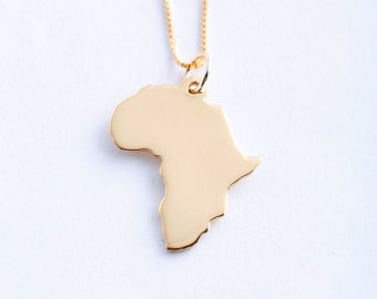 Large 10k Gold Africa