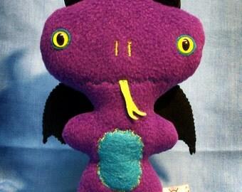 Evil D Purple