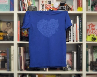 The Luv Tee - Royal Blue - Men's (Limited Sizes Available)