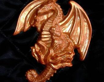 Game of Thrones House Targaryen Fire Dragon Dreamsicle Soap