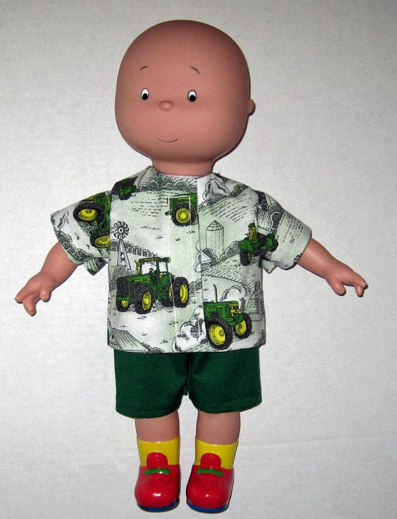 Caillou Classic 14.5 inch Doll Clothes Adorable by ...