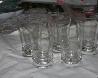 Twisted Base Glasses