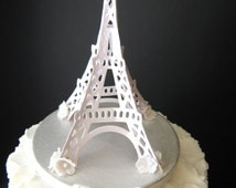 paris wedding cake topper popular items for cake topper on etsy 18118