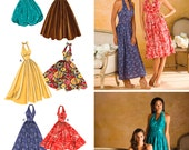 Special Occasion Dresses - Simplicity 3823 - New Sewing Pattern, Size 6, 8, 10, 12, and 14