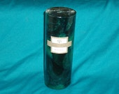 """Beautiful Claire Burke 8"""" Tall Pillar Candle """"Peaceful"""" Retired"""