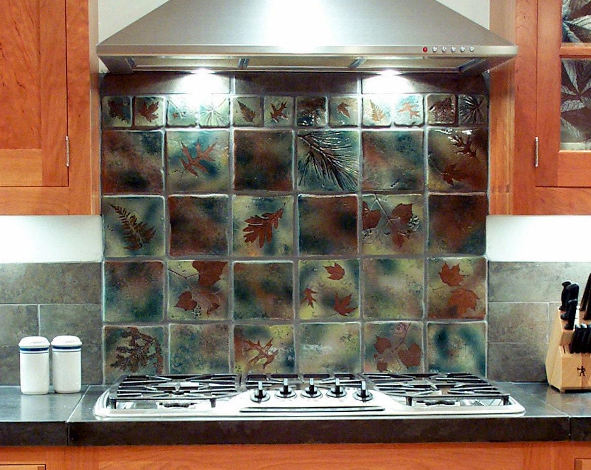 6 backsplash accent tiles decorative tile coaster in