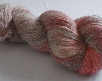 BFL Lace Yarn Gollum