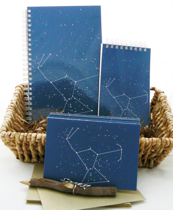 Orion Constellation Stationery Set