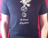 The Narcotic of Forgetfulness clockwork raven organic t-shirt for Men