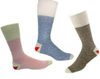 Sock Monkey Socks Rockford Red Heel for toy making