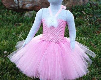 Ballerina Tutu Dress - Size NB to 24 Months - Can Be Worn Different Ways