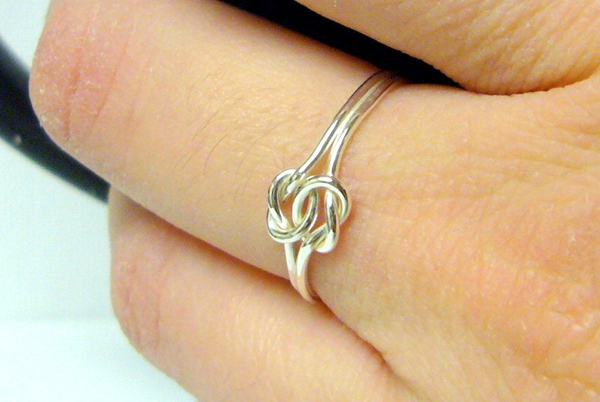 Double Infinity Ring Meaning