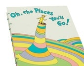 Dr. Seuss's Oh, the Places You'll Go NOTEBOOK JOURNAL SKETCHBOOK