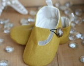 Baby Shoes, Baby Booties, Baby Girl, Baby Boy, Modern Baby - Baby or Toddler Sizes Gender Neutral