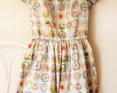 The Girl Scout dress - an original design by Caitlin Shearer
