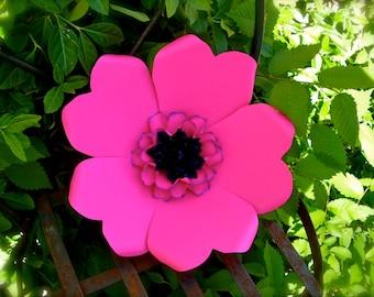 Extra large paper Flower - Handmade Paper Flower - custom Colors