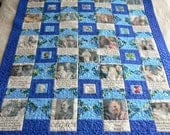 Memory Twin Size Quilt-Reserved for Jennifer