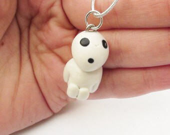 Kodama Princess Mononoke Necklace
