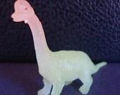 Sauroposeidon Dinosaur Brooch Pin- Glow in the dark - Sauropod