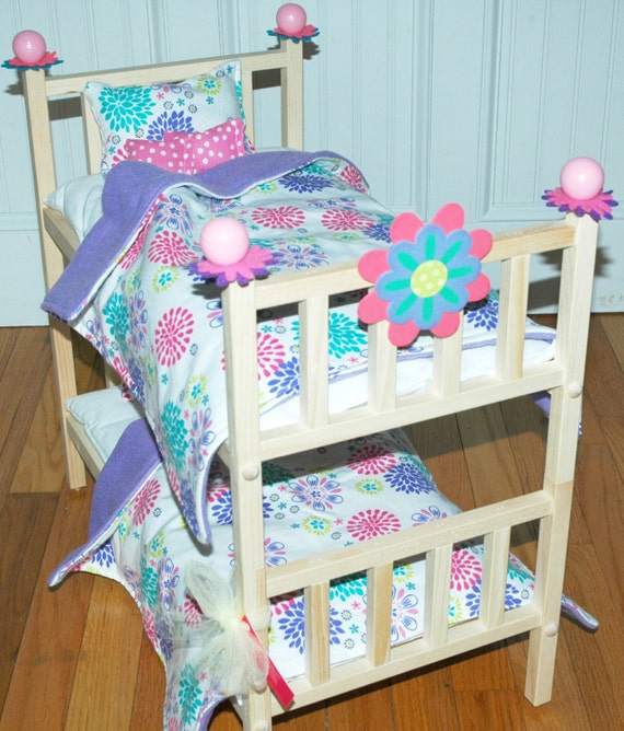 Etsy Doll Bunk Bed