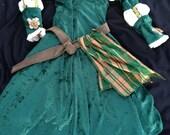 Merida Brave Dress
