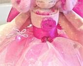 Pink Ribbon Fairy