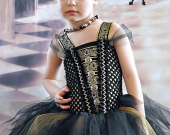 Queen Ravenna inspired costume from Snow White and the Huntsman