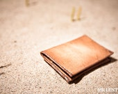 Men's Simple Leather Wallet Card Wallet - MrLentz