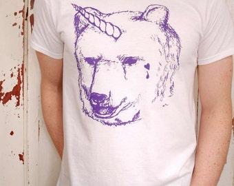 Unicorn Bear T-shirt
