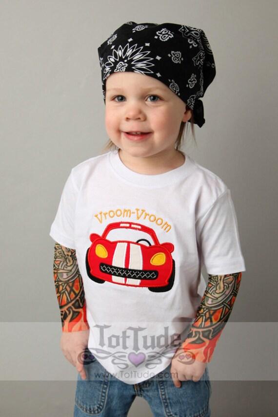 Racing Sleeve Tattoos Toddler Baby Tattoo Sleeve