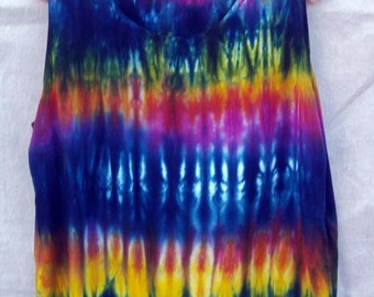 Flowing Colors Rayon Top
