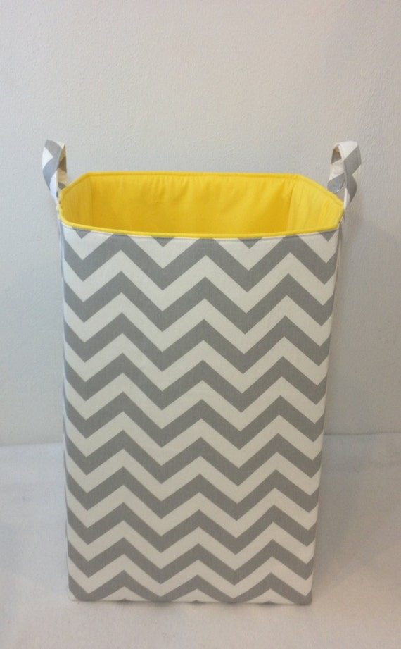 Customize Laundry Hamper Toy Bin 13x13x21