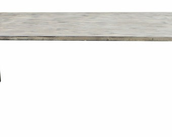 Urban - Rectangular Recycled Custom Dining Table (Los Angeles)