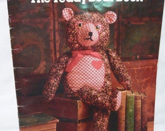 The Teddy Bear Book from Country Handcrafts from 1985