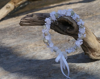 Seashell Bridal Crown/ Headpiece Accessory