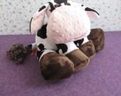 Cow STUFFED ANIMAL Sewing Pattern