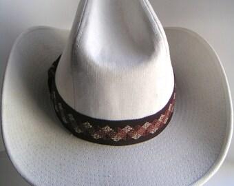 Vintage Western Hat by GW YA. Cowboys,Urban Cowboys,Cowgirls.