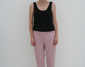 Lilac Pastel Trousers