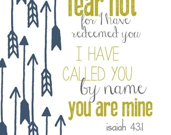 isaiah 43:1 - PRINTABLE JPEG FILE
