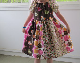 Size 7 Peasant Dress