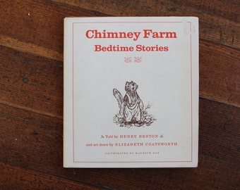 Collectible Vintage Children's Book - Chimney Farm Bedtime Stories (1966 - First Edition)