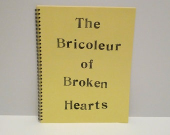 George Herms The Bricoleur of Broken Hearts Catalog From From Then and There to Here and Now Exhibition  Free USA Shipping