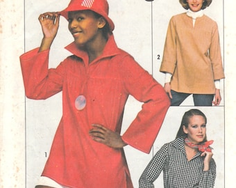 Cap & Tunic Pattern Simplicity 8060 Size 14/16
