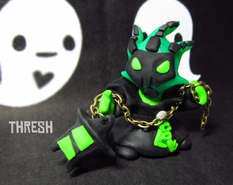 Thresh Figurine League of Legends Support