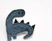 dinosaur brooch