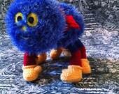 Woolly & Tig Spider Toy Crochet Pattern PDF