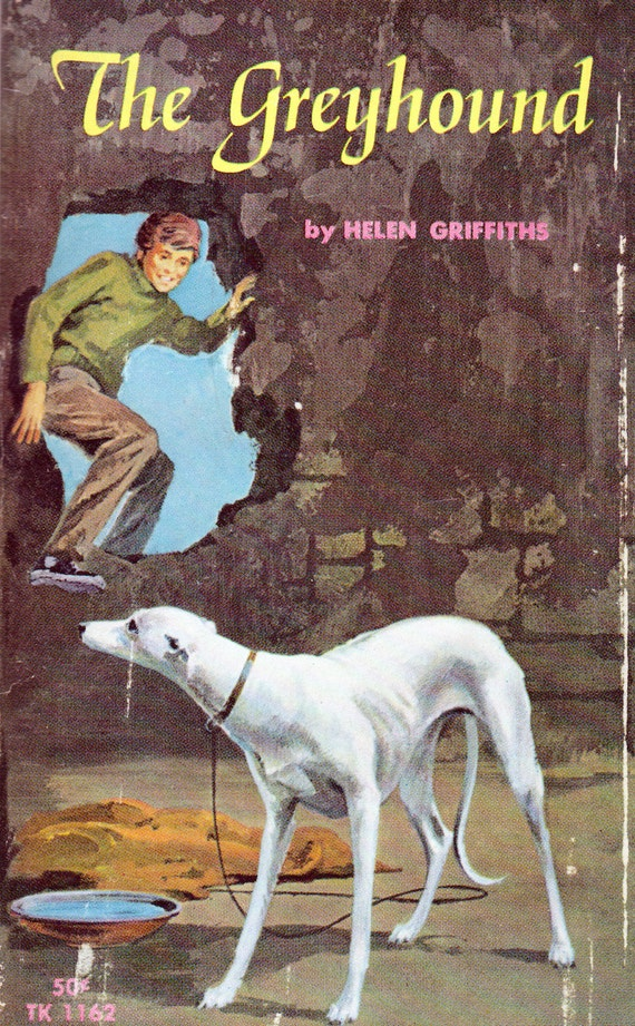 The Greyhound by Helen Griffiths