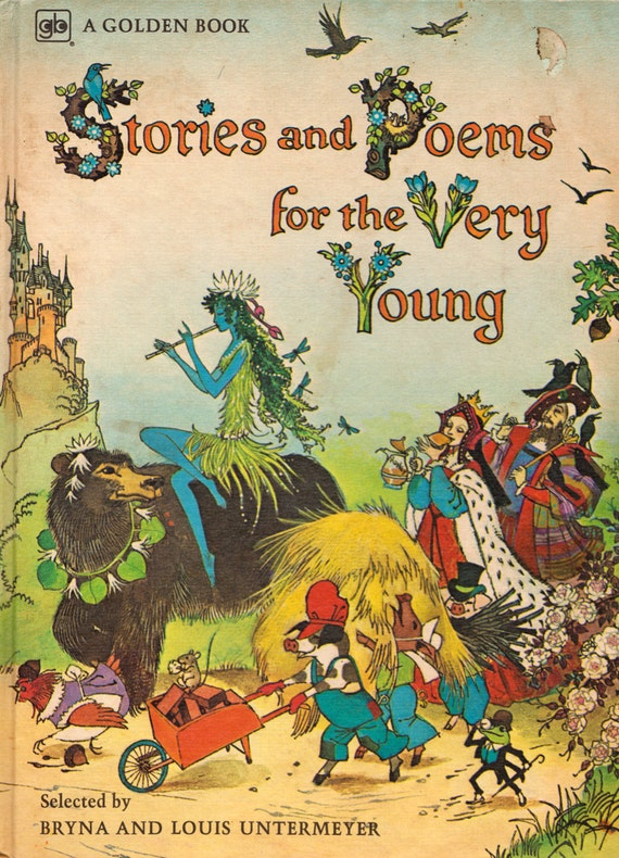 Stories and Poems for the Very Young selected by Bryna and Louis Untermeyer