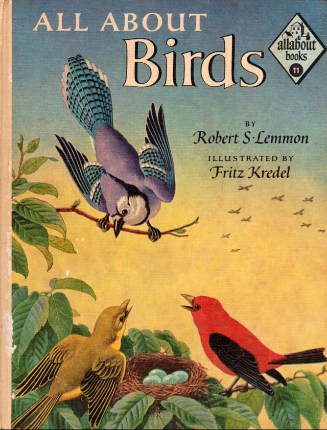 Introduce a child to birds and bird watching with these books for young readers
